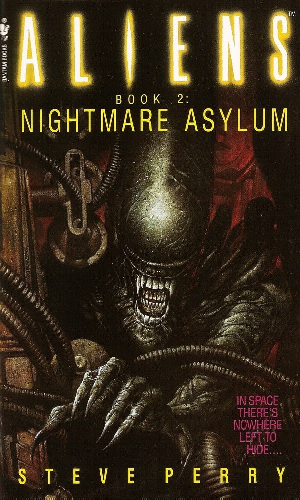 Top 10 Alien Books | AvP Central