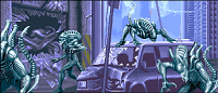 Alien vs. Predator Arcade Game