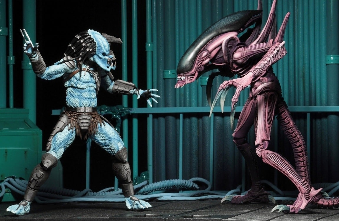 Top 10 Bad Blood Predators | AvP Central