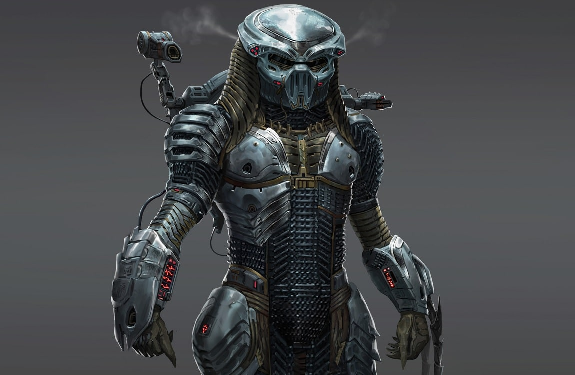 Female Yautja | AvP Central
