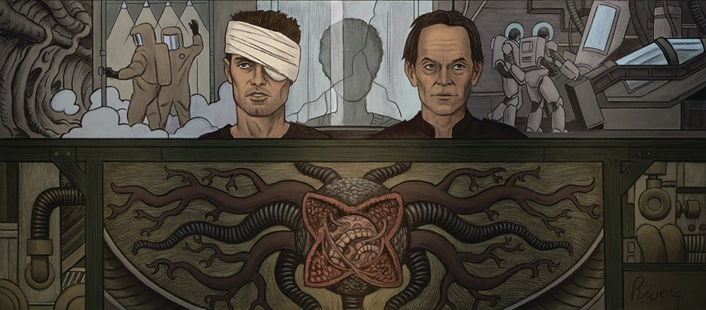 William Gibson's Alien 3 comic