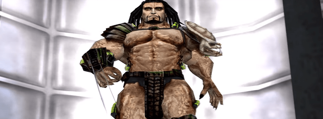 Hunter Borgia from Predator: Concrete Jungle
