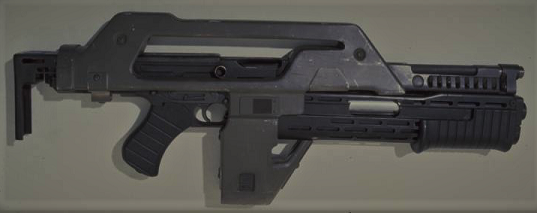 M41 Pulse Rifle