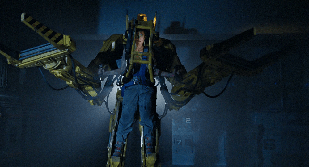 Caterpillar P-5000 Powerloader from Aliens