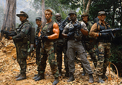 Dutchs squad from Predator