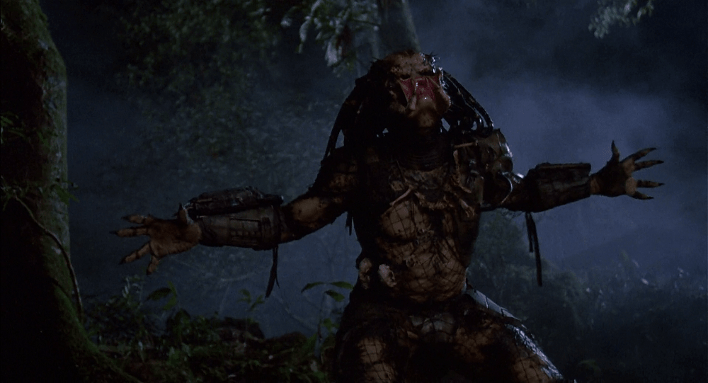 The Classic Predator from Predator
