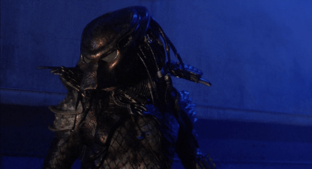 The Lost Tribe Predator from Predator 2