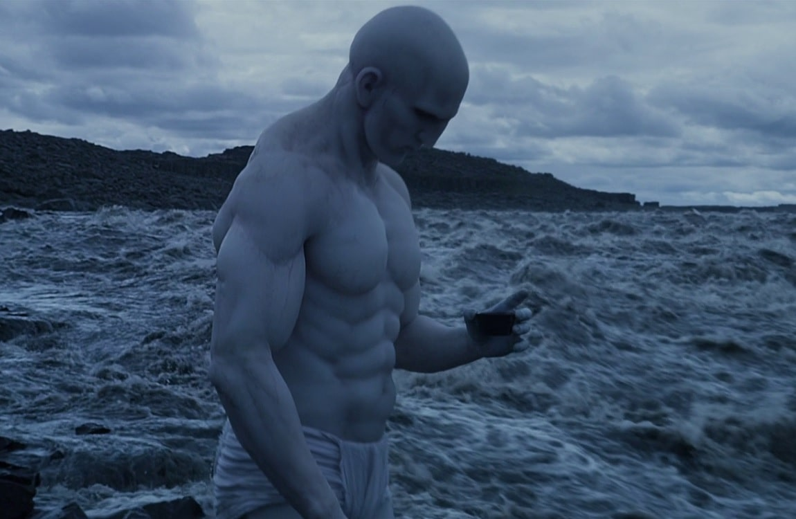 The Sacrificial Engineer from Prometheus