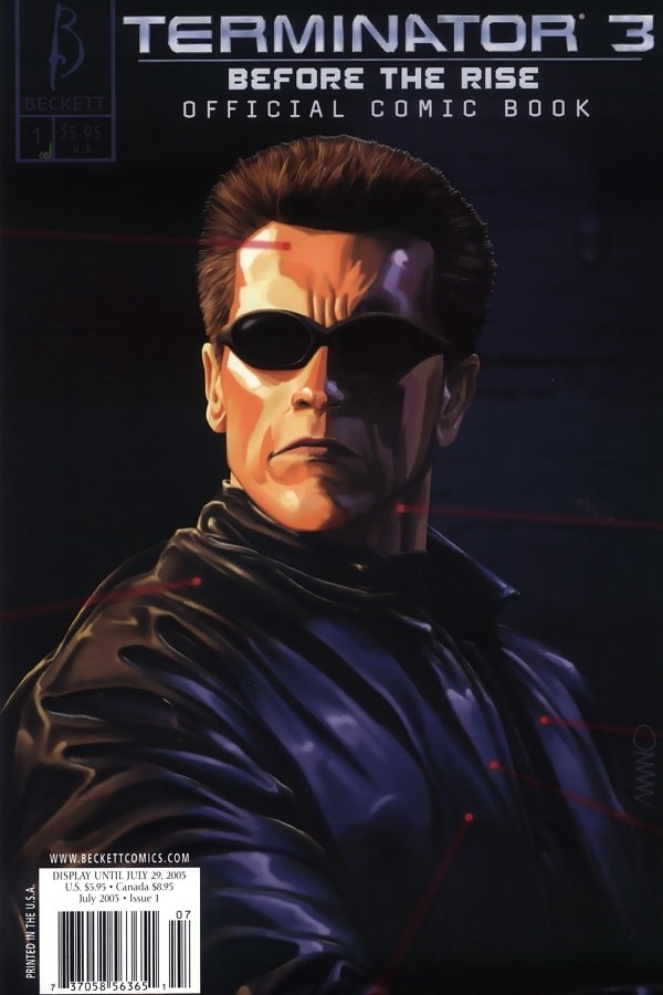 Terminator 3: Before The Rise