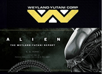 Alien vs. Predator Books, Weyland-Yutani Report