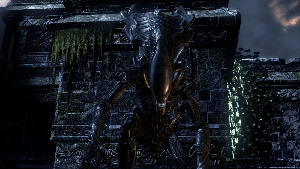 Praetorian, a Xenomorph type found in games