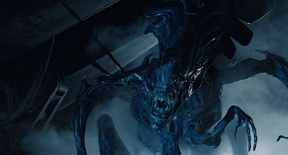 Queen, one of the biggest Xenomorph types